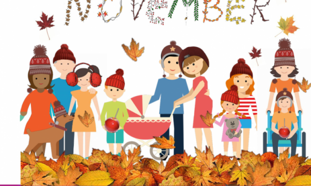 What's On.. In Central Family Centres – November 2019