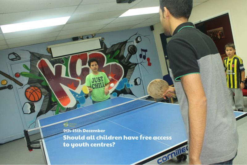 Our Young People and Youth Clubs