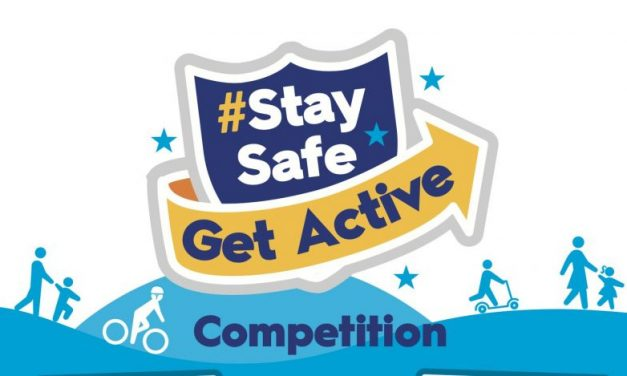 Stay Safe Get Active…